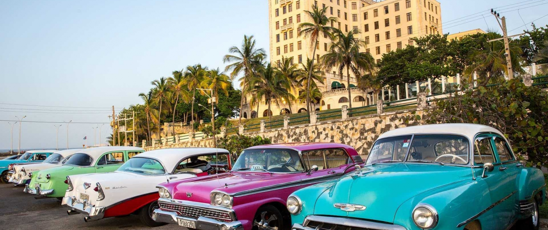 Inspiration Kuba Oldtimer Havanna