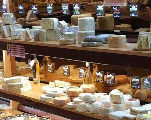 In-spiration Frankreich Käse